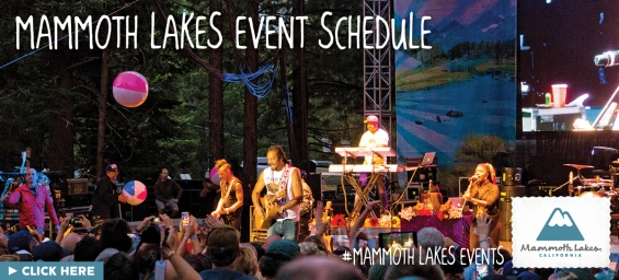 Mammoth Lakes Events